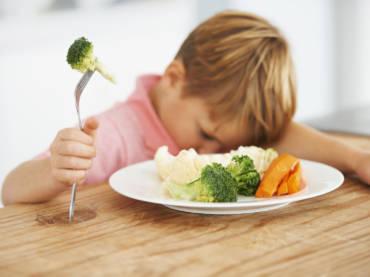 Comment faire manger des légumes à ses enfants ?