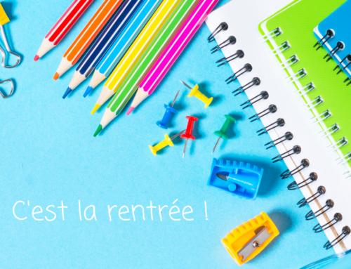 6 CONSEILS POUR UNE RENTRÉE DES CLASSES AU TOP !